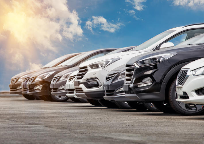 Alluminio per automotive