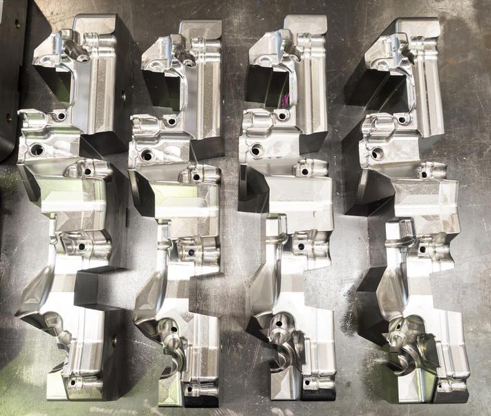 Articoli in alluminio pressofuso e costruzioni stampi - pressofusione alluminio - aluminium die-casting - aluminium druckguss