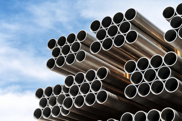 Lavorazione di leghe d'alluminio
