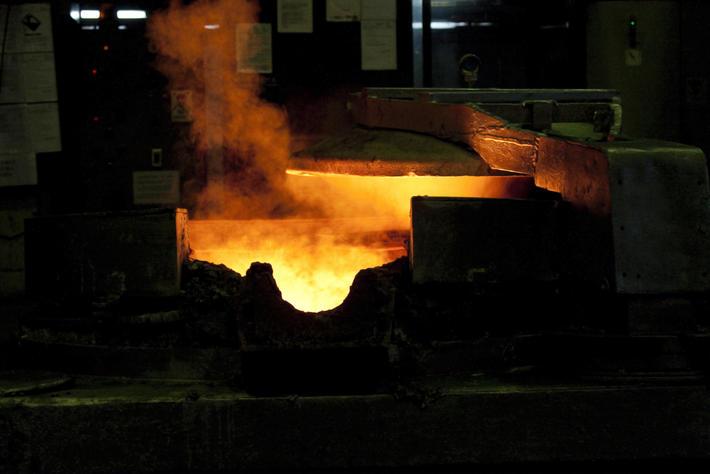 impianto di pressofusione - pressofusione alluminio - aluminium die-casting - aluminium druckguss